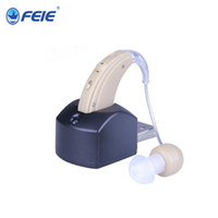 amplifier cost - Durable Charging Low Cost Analog BTE Style Rechargeable Hearing Aids Amplifier for deaf S