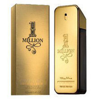 designer perfume - New brand fragrance perfume million Rabanne designer perfumes classic man Weak perfume brave men of justice atomizer perfume ml