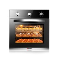Wholesale Embedded home baking multifunctional hot air large capacity electric oven l