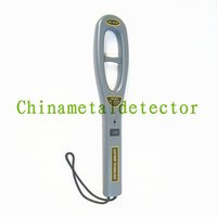 Wholesale Shenzhen Factory Quality Portable Mini Hand Held Metal Detector Super Scanner for Security Check at Station and Metro