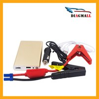 Wholesale High Quality Golden Portable mah Emergency Car Battery Charger Jump Starter Supply High Capacity Battery