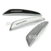 automotive door mouldings - Automotive supplies door scuff bumper strips Body FA321 black ash Styling Mouldings
