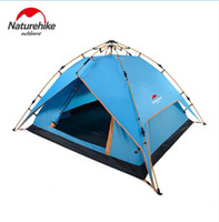 automatic folding doors - hydraulic automatic folding tents people outdoor family camping in the wild camping super fast transportation