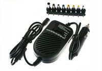 Wholesale 80W Manual Universal laptop adapter for Car charger