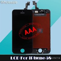 lcd panel - Original for iPhone s LCD For Phone S G Touch Panels Cell Phones For iPhone c LCD Screen with Digitizer LCD Touch Panels
