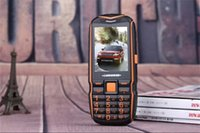 Wholesale Unlocked T39 Shockproof Old Man Phone Dual SIM GSM mAh Battery Power Bank Flashlight Long Standby Rugged Mobile Phone
