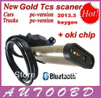 Wholesale Newest tcs cdp pro plus R3 with keygen in CD free activate with bluetooth m6636b oki chip for Cars Trucks in1 CN freeshipping