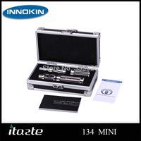 Cheap Wholesale-Original Innokin Mini iTaste 134 Electronic Cigarette Starter Kit Huge Vapor MOD iTaste 134 MINI Kit in stock
