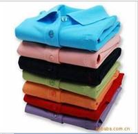 Wholesale Polyester Men Polo Shirt Summer Lapel Camiseta Polo Menswear Online Retail