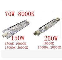 Wholesale 1 PC a of w W W aquarium metal halide light bulb K K K K