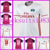 best hamburgers - League Hamburger Sportverein HSV Jerseys Shirt Wholesalers Thailand quality Jersey best quality rugby home away