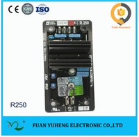 Wholesale Regulating voltage for diesel generator AVR R250 made in china one year guarantee