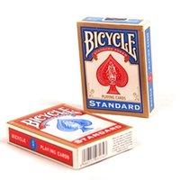 atom puzzle - Magic Cards Svengali Deck Atom Playing Card Magic Tricks Close up Street Magic Tricks Kid Child Puzzle Toy L823