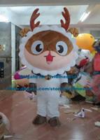 aries zodiac horoscope - Graceful White Aries Widder Arae Constellation Horoscope Zodiac Signs Mascot Costume Cartoon Character Mascotte Adult NO FS