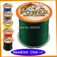 Wholesale SUPER STRONG Japanese100 PE Braided Fishing line m Multifilament Fishing lines lb lb100lb Best Fishing Line