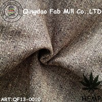 best organic fabrics - high quality Hemp Organic Cotton Yarn Dyed Fabric QF13 from China super fabric manufacture and best price for you
