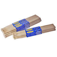 Wholesale 6 Pairs Drum Accessories Parts Drumsticks of Maple Wood Professional for Drum FG15356