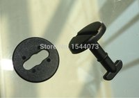 auto carpeting - Interior Accessories Auto Fastener Clip Best Quality Floor Carpet Mat Clips Twist Lock with Washers floor For E36 E46 E38 E39