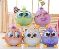 bird toys - 35CM Cute D Bird Korean Plush Toys kids Toys Birthday Gifts