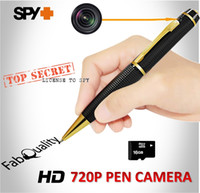 Cheap Spy Pen 1080p SPECIAL Hidden Camera BUNDLE 16GB SD Card, Real HD Voice Video & Image + Upgraded Battery + 5 ink Fills Inc + USB SD Rea
