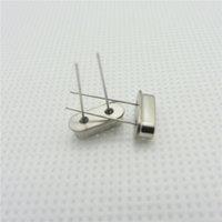 Wholesale HC S Passive Quartz Oscillator Resonator Crystal MHz M MHz M Hz M NEW