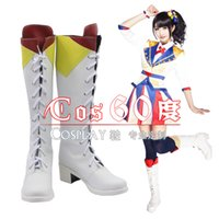akb cosplay - AKB Cosplay Boots shoes cos019 Halloween shoes