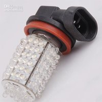 Wholesale H8 LED Car Fog Light Lamp V LM Yellow
