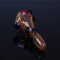 angle crafts - Imports of raw materials with Angle at six color pipe Glass tube handmade crafts