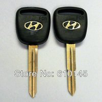 Wholesale Door Hardware Locks Locks C930 double left groove HYD car black key key chain for car