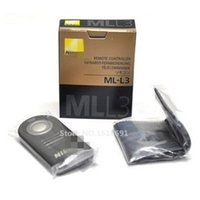 Wholesale bnib shoes Genuine N ML L3 Remote Control D80 D90 D600 D5000 D5200 D7000 UK STOCK BNIB