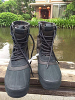 Wholesale Boost Boots Kanye West Peyote Moon Rock Pirate Black Men Women Increasing Sport Running shoes
