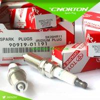 Wholesale Set NEW Genuine Spark Plugs use to TOYOTA Crown Prado Reiz Cruiser DENSO SK20HR11