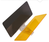 Wholesale Brand New Car Sun Block For Driver Day And Night Anti dazzle Mirror Automobile Sun shading Block DHL Free
