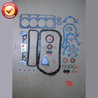Wholesale 7K Engine complete Full gasket set kit for Toyota Town ace LITACE cc L