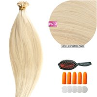 Wholesale 100s quot quot quot quot quot Keratin Stick I Tip Human Hair Extensions INDIAN