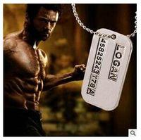 american hot dogs - 2016 Hot Sale The latest X Series X Men Wolverine Pendants Necklaces Pendants For Men Gift
