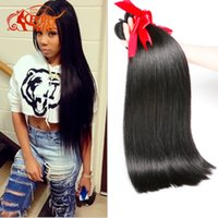 Wholesale 7A Hot Peruvian Indian Malaysian Mongolian Cambodian Brazilian Virgin Straight Hair Weave Bundles Cheap Remy Human Hair Extensions