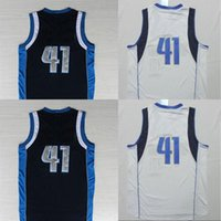 Wholesale AAA Quality Basketball Jersey New Jerseys Green White Maver Basketball shirts embroidered Logos Tags