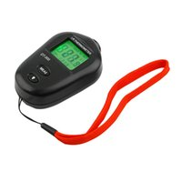 Wholesale Non contact infrared infrarood nieuwste hot list zwarte ST Mini Digital LCD thermometer DT