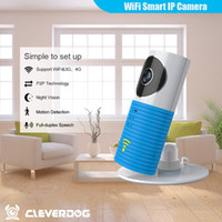 Wholesale Baby Monitor WiFi IP Camera with Two way Audio Motion Detection Night Vision