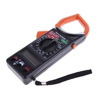 Wholesale High Accurate Digital Clamp Multimeter Includes Case Test Leads and Battery uni t clamp digital multimeter order lt no track