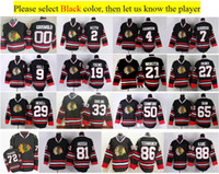 Wholesale Chicago Blackhawks Jersey Hockey Duncan Keith Jonathan Toews Corey Crawford Andrew Shaw Artemi Panarin Patrick Kane Hossa
