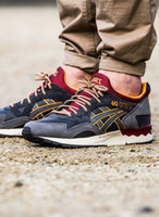 best hiking shoes - Whosale Best Asics Gel Lyte V Men Shoes Running Shoes High Quality Cheap Training Lightweight Online Retro Basketball Shoes Eur