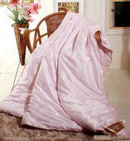 Wholesale Brand mulberry silk comforter for winter summer king queen full twin size white red color quilt duvet blanket filler Insert W30