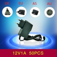 Wholesale Article v1a IC switching power supply LED lamp power supply v power supply v1a router power adapter UK EU US AU