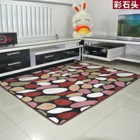 Wholesale Soft Absorbent Carpets Living Room Bedroom Door Mat Home Decorator Balcony Rug Carpet