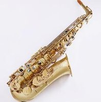 Wholesale Musical Instruments Woodwind Saxophone Weibaiersakesi Alto E alto saxophone drop pipe K300 pipe band playing professionally