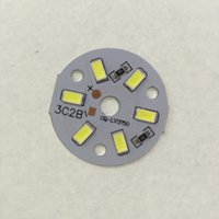 Wholesale 12V LED lamp plate ceiling lamp renovation board lamp patch W white mm diameter bulb lamp patch