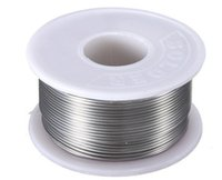 Wholesale 63 Tin Lead mm Rosin Roll Tin mm Rosin Core Flux Solder Wire Reel