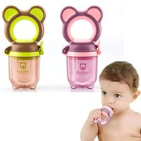 Wholesale Baby Fresh Food Feeder Safe Feeding Tool